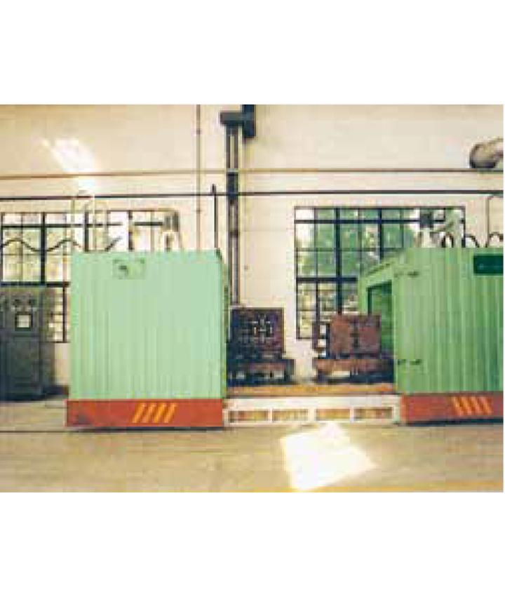RBXD全纤维对开放式电阻炉