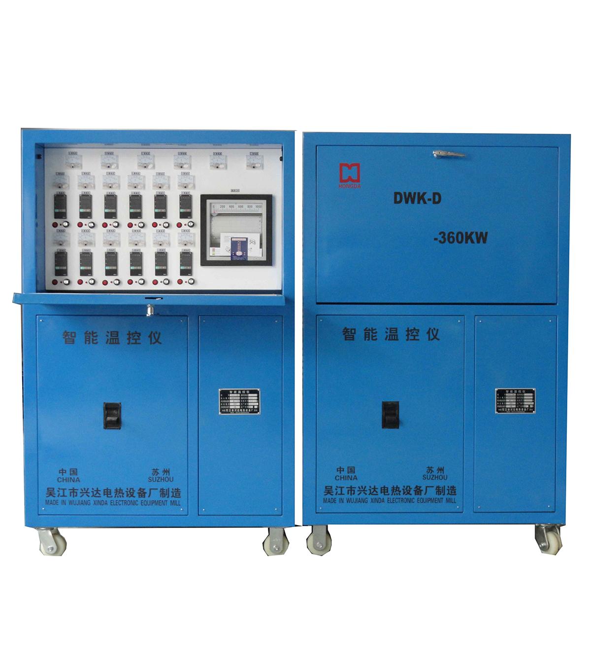 广东DWK-D-360KW型智能温控仪